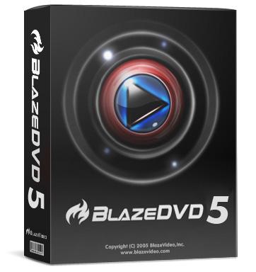Blaze DVD