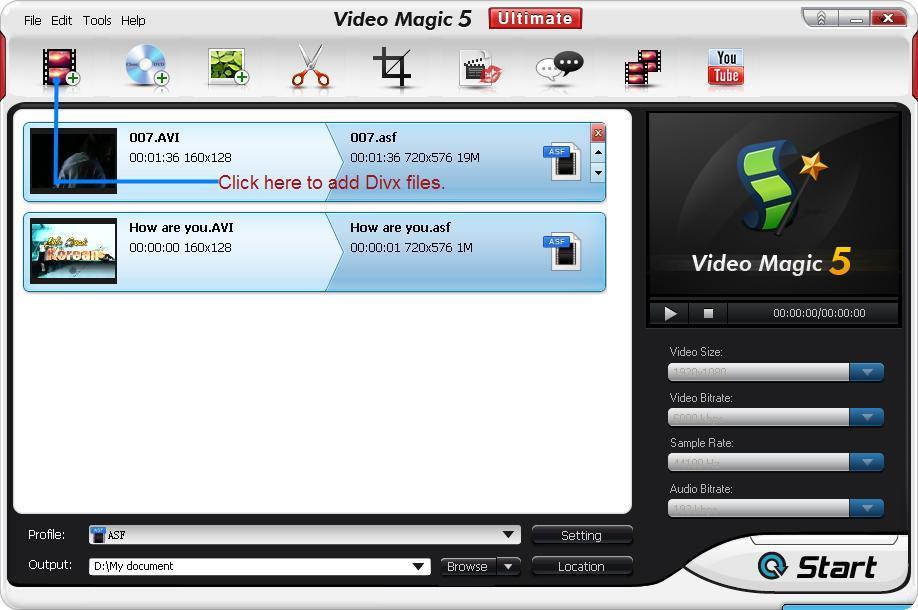 скачать клипы в ави формате бесплатно