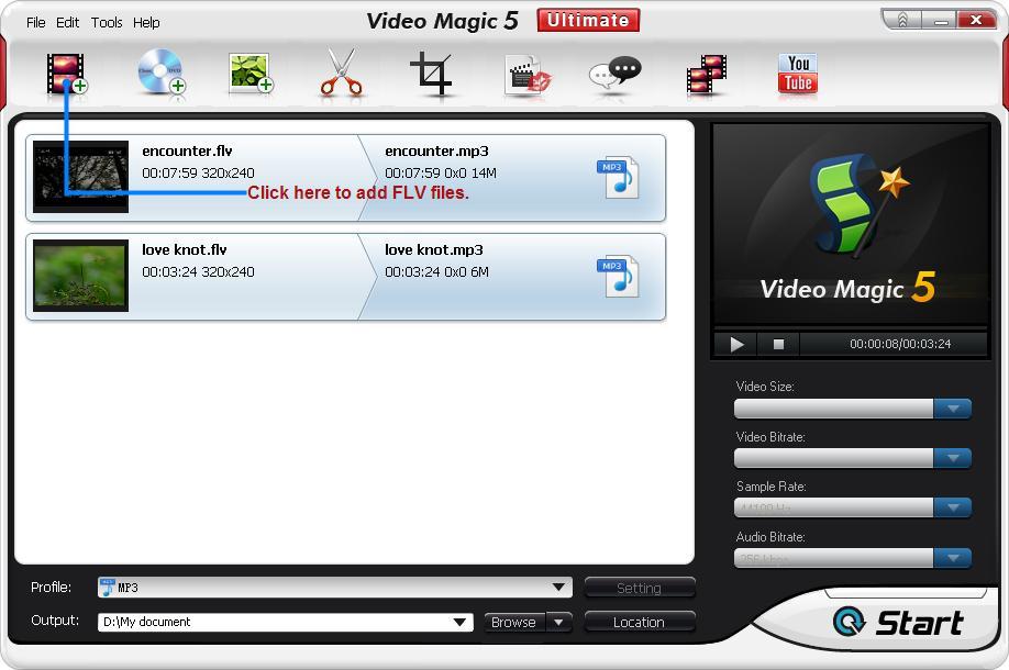 How to convert FLV to AVI | Blazevideo Blog