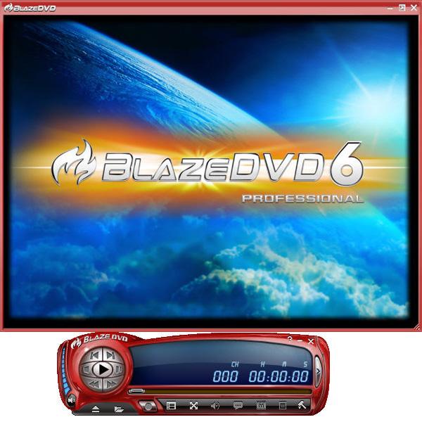 BlazeDVD Free 6.1.1.2